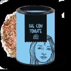 Sal con tomate