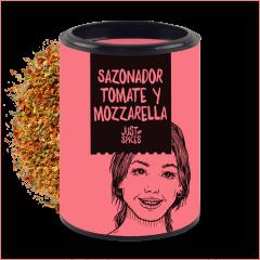 Sazonador tomate y mozzarella