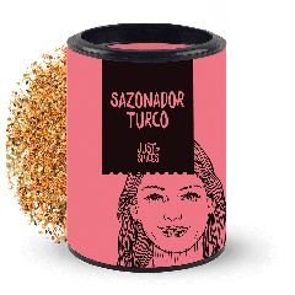 Sazonador turco