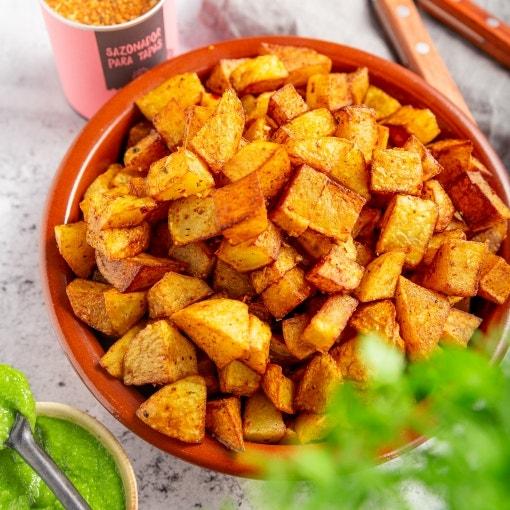 Guarnición de patatas