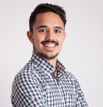 Portrait of Carlos Ríos