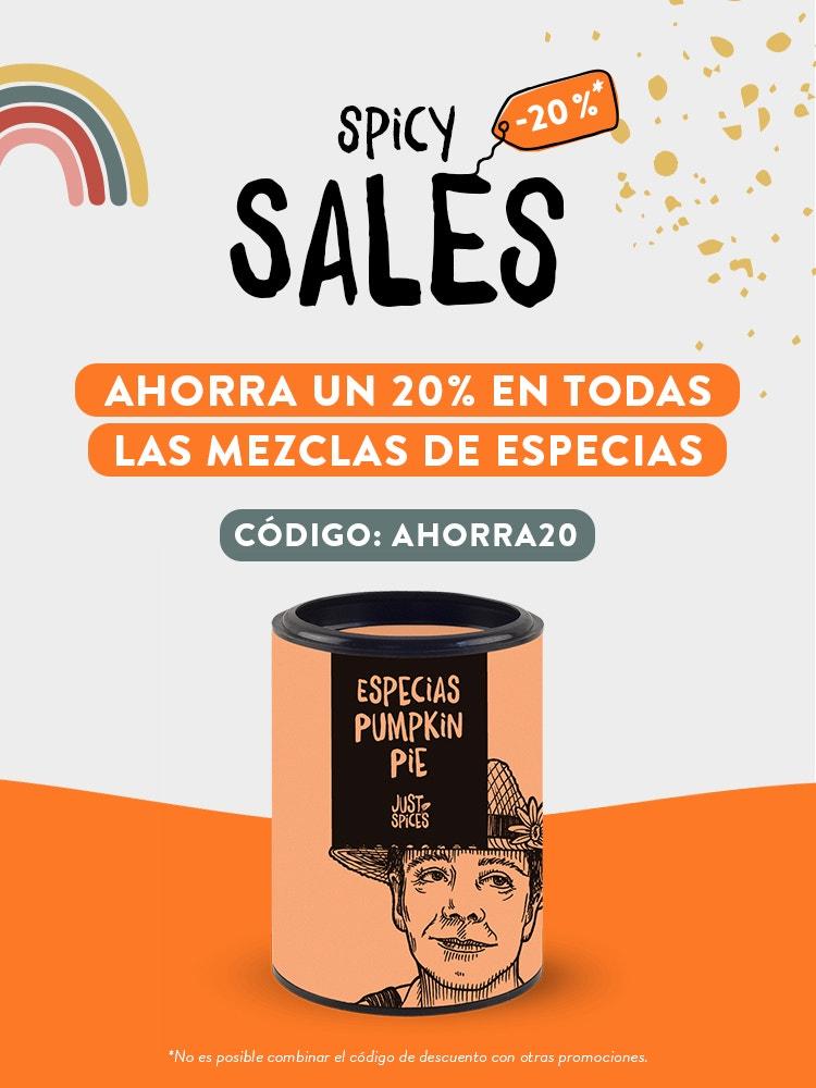 Spicy Sales